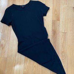 Dynamite Black Bodycon Mini Dress